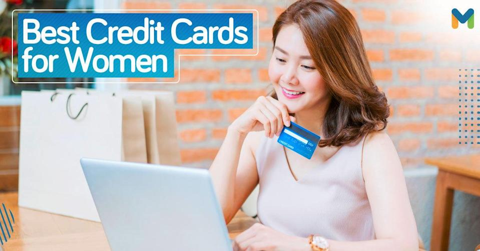 Credit Cards for Women in the Philippines | Moneymax
