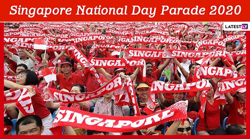 Singapore National Day Parade 2020: Know Date, History, Significance and Celebrations Related to National Day of Singapore Celebrating Country's Independence