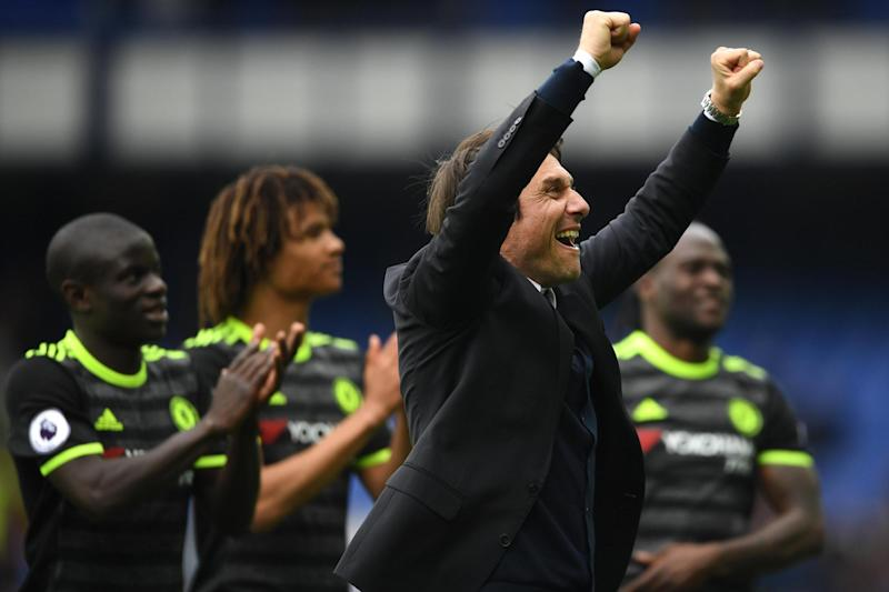 Over the line | Chelsea are on course to be crowned champions: Getty Images