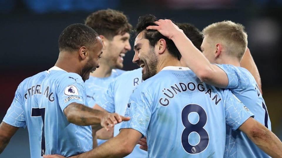 Manchester City | Clive Brunskill/Getty Images