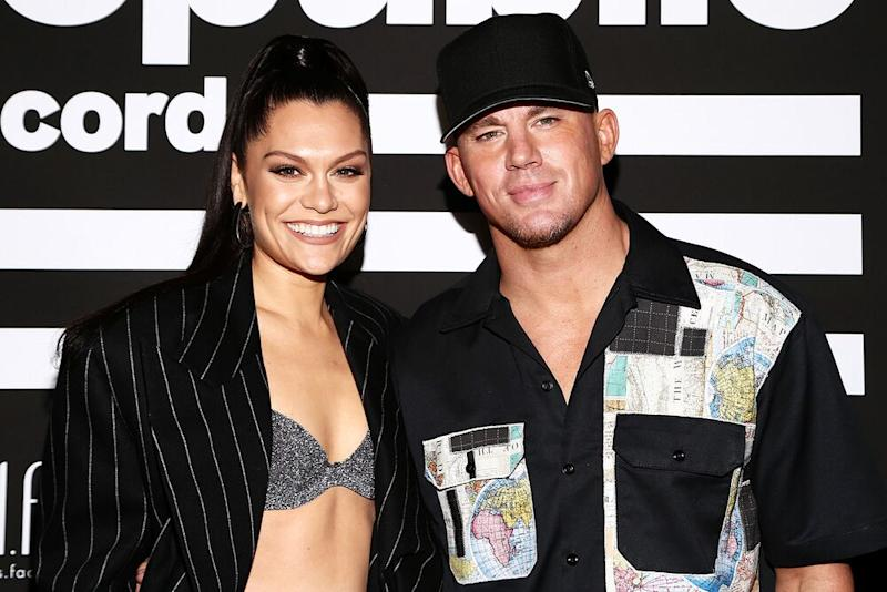 Jessie and Channing | Tommaso Boddi/Getty