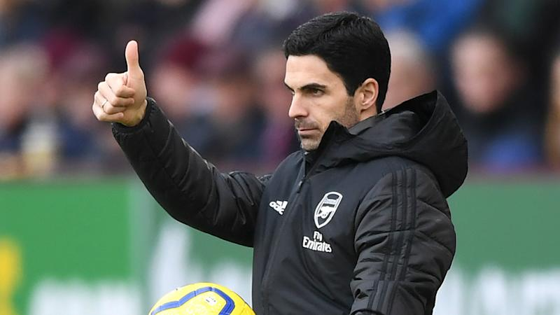 Arteta unfazed by Aubameyang exit talk despite Arsenal failing to extend striker's contract