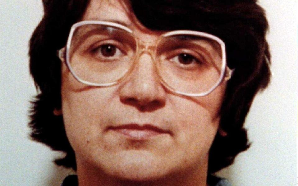 Rose West is serving life after being convicted of ten murders