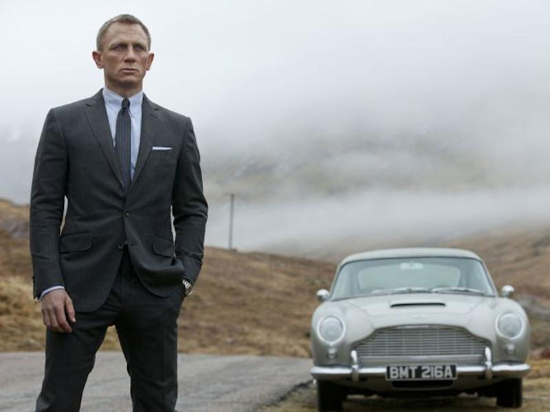 Daniel Craig asked if he could 'reinvent' 007 before signing on to the Bond series