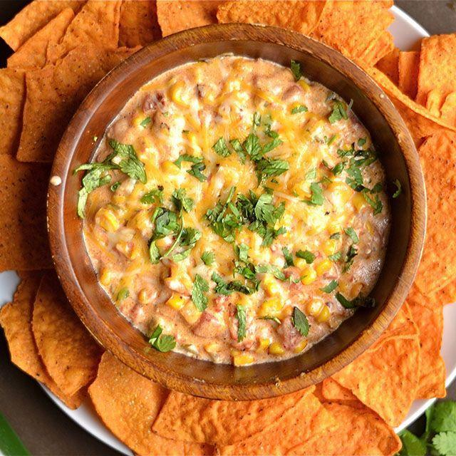 "<p>You had us at bacon.</p><p>Get the recipe from <a href=""https://www.centercutcook.com/instant-pot-cheesy-southwest-corn-bacon-dip/"" rel=""nofollow noopener"" target=""_blank"" data-ylk=""slk:Center Cut Cook"" class=""link rapid-noclick-resp"">Center Cut Cook</a>.</p>"
