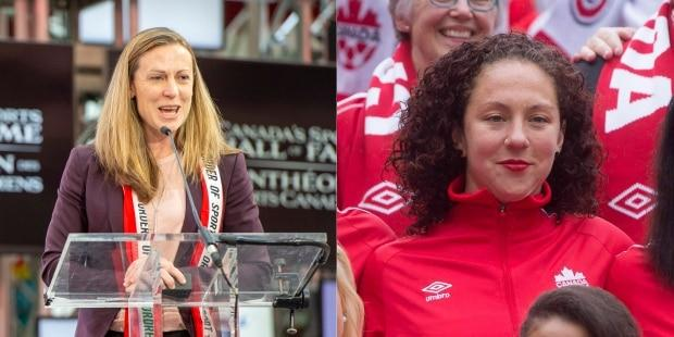 Player's Own Voice in studio: Where are women's pro leagues in Canada?