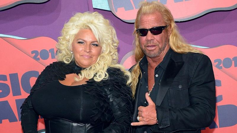 Beth Chapman in Trailer