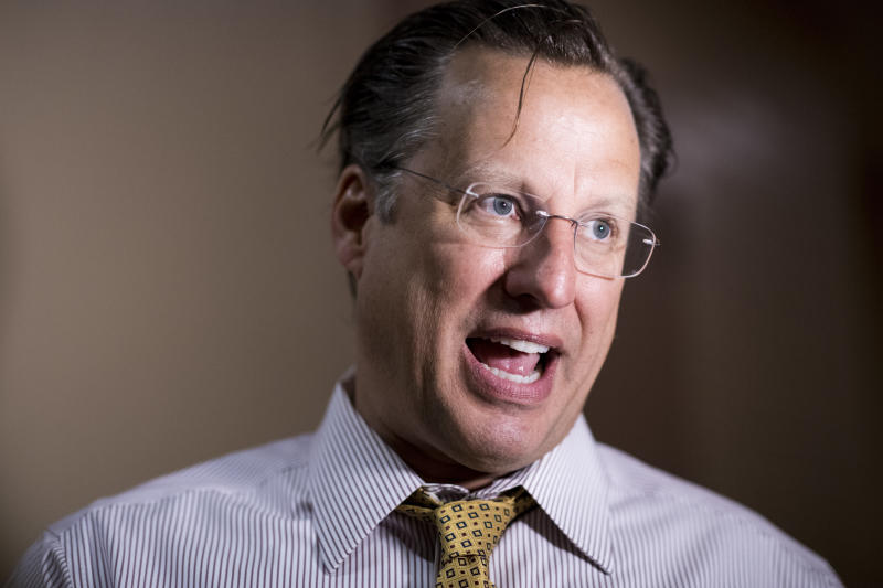 Rep. Dave Brat, (R-Va.) (Bill Clark via Getty Images)