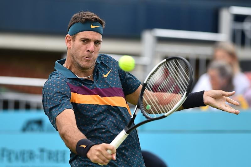 Del Potro fears second knee fracture may end career