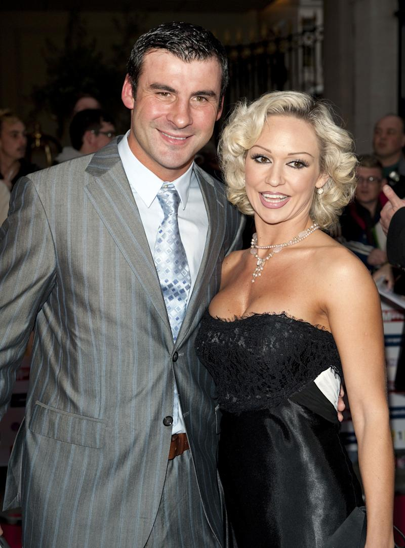Boxer Joe and pro dancer Kristina Rihanoff initally denied romance rumours when they were paired together in 2009. However Joe split from his girlfriend just weeks later. Joe and Kristina later confirmed that they were a couple, before splitting after four years together.