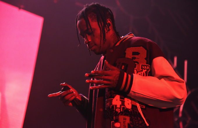 Travis Scott Song Surfaces Same Weekend as Baby Reveal