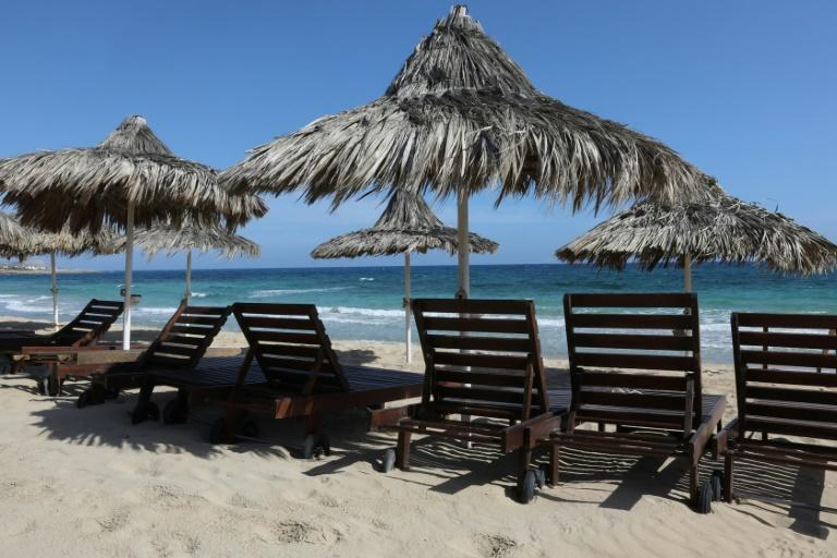 Tourism arrivals have plunged by 70 percent to Cyprus since all commercial flights were banned in mid-March