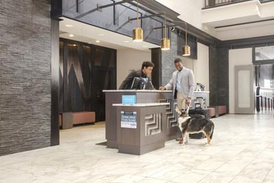 Homewood Suites and Home2 Suites will partner with experts at Mars Petcare to ensure a positive experience for travelers and their pets throughout their stay.