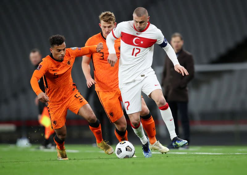 World Cup Qualifiers Europe - Group G - Turkey v Netherlands