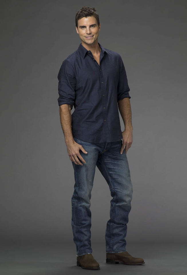 """Colin Egglesfield in """"The Client List"""" Season 2."""