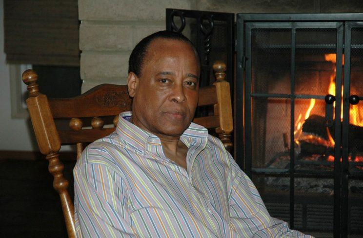 Conrad Murray was jailed for Michael Jackson's death. Copyright: Rex