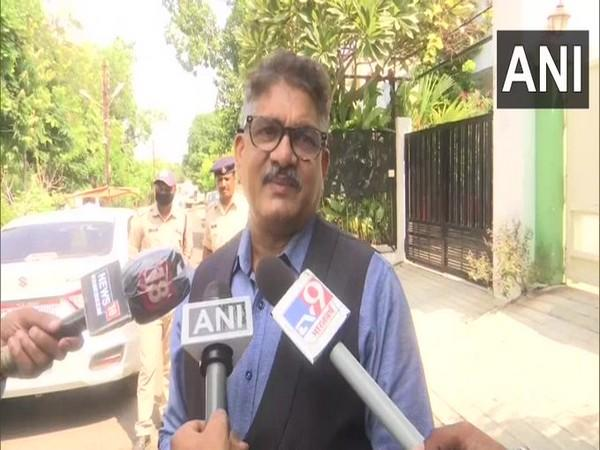 Additional Director General Purushottam Sharma speaks to ANI on Monday. Photo/ANI