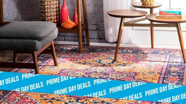 Photo Illustration by Elizabeth Brockway/The Daily Beast * Up to 30% off furniture, area rugs, mattresses, and more. * In-house brands on Amazon are included, 14 pages to choose from * Shop the rest of our other Prime Day deal picks here. Not a Prime member yet? Sign up here.When it comes to home decor, Amazon has an incredible selection. Right now, you can save up to 30% off on furniture, rugs, mattresses, and more. There's office furniture like chairs and bookshelves, living room area rugs, and so much more to give your home a facelift. Plus, it all ships via Prime so it's free. | Get it on Amazon > Let Scouted guide you to the best Prime Day deals. Shop Here >Scouted is internet shopping with a pulse. Follow us on Twitter and sign up for our newsletter for even more recommendations and exclusive content. Please note that if you buy something featured in one of our posts, The Daily Beast may collect a share of sales.Read more at The Daily Beast.Got a tip? Send it to The Daily Beast hereGet our top stories in your inbox every day. Sign up now!Daily Beast Membership: Beast Inside goes deeper on the stories that matter to you. Learn more.