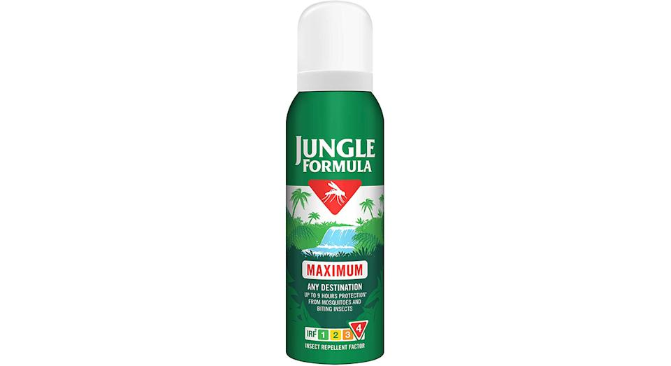Jungle Formula Maximum Insect Repellent Spray with DEET