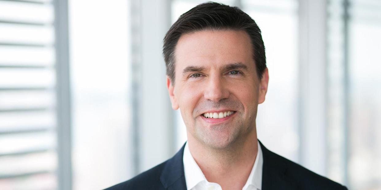 Edward Chidsey, partner and senior vice president, IHS Markit