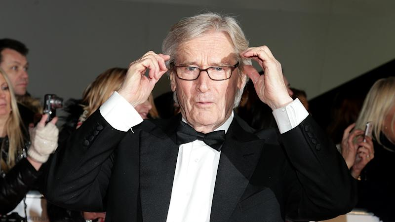 Bill Roache leads This Morning viewers in meditation to ease stress