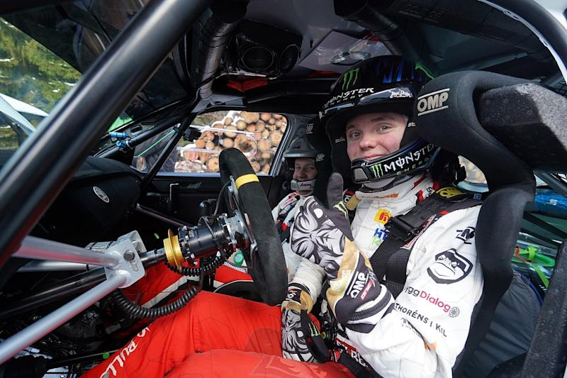 Solberg's son secures factory-supported Skoda deal