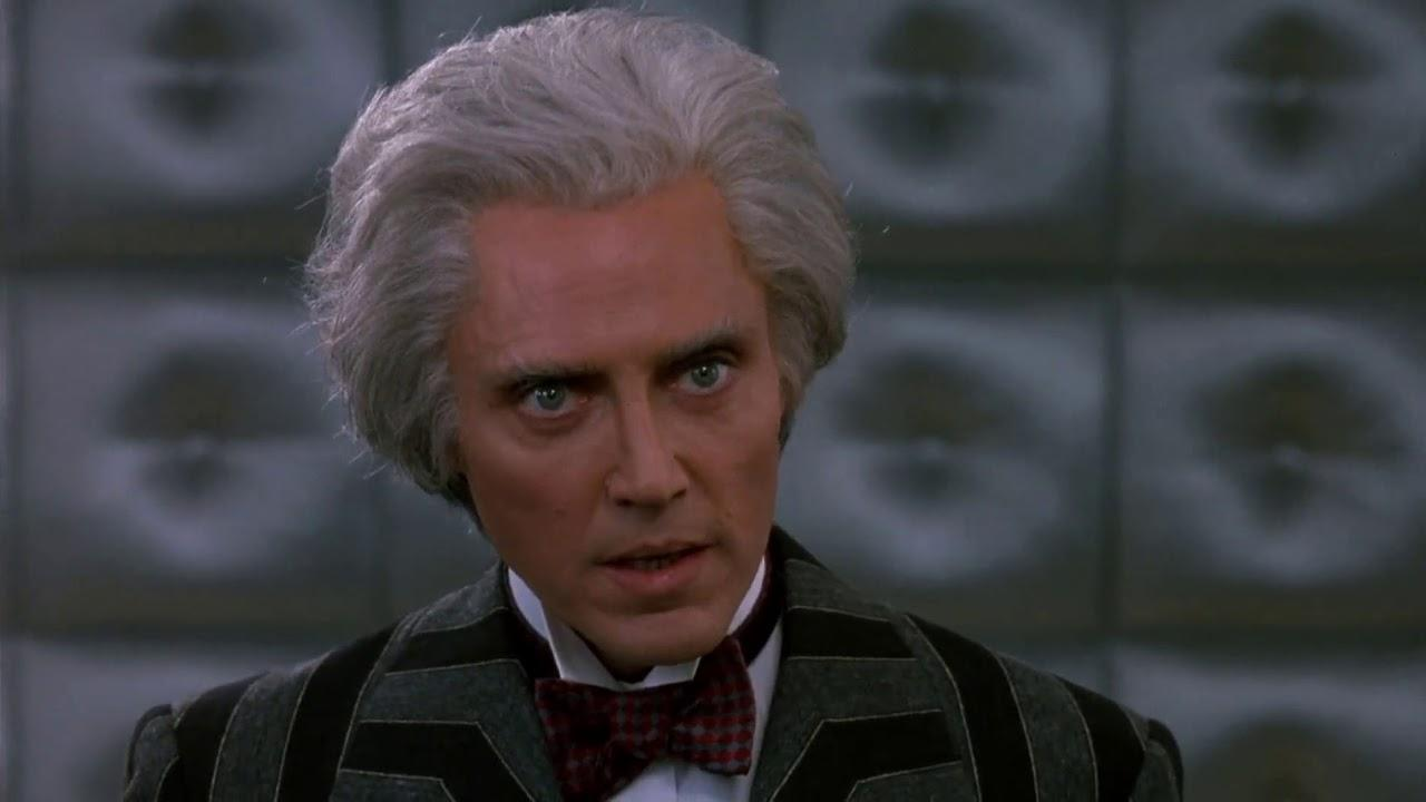 <p>                                     <strong>Comic origin</strong>&#xA0;N/A&#xA0;                                 </p>                                                                                                                               <p>                                     <strong>Played by&#xA0;</strong>Christopher Walken&#xA0;                                 </p>                                                                                                                               <p>                                     &#x201C;I tend to play mostly villains and twisted people,&#x201D; Christopher Walken acknowledged during press for Tim Burton&#x2019;s Bat-sequel. &#x201C;I think it&#x2019;s my face, the way I look.&#x201D; There&#x2019;s no question he put his hollow cheeks and skull-popping peepers to startlingly good use as this strangle-voiced tycoon, imbuing Max Shreck with a wit as black as his power-hungry heart. In fact, he was so good, Burton was originally too scared to cast him.                                 </p>                                                                                                                               <p>                                     <strong>Most Dastardly Moment:&#xA0;</strong>Shoving poor Selina Kyle out of a high-rise window.&#xA0;                                 </p>                                                                                                                               <p>                                     <strong>Killer One-Liner:</strong>&#xA0;&#x201C;Mayors come and go. Blue bloods tire easy. You think you can go 15 rounds with Muhammed Shreck?&#x201D;                                 </p>