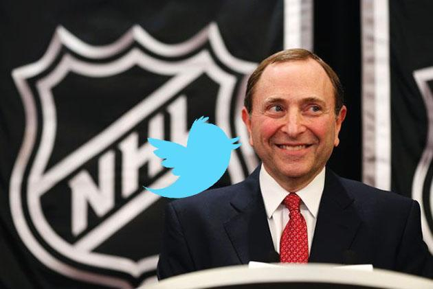 Twitter history of the NHL; who made the first Cindy Crosby joke on social media?