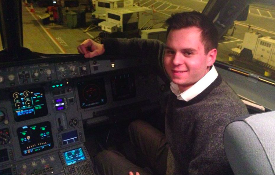 Joe Finnis has been named as one of the victims of the crash (Facebook)