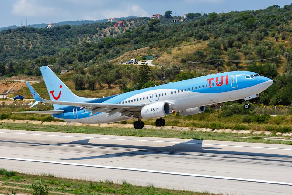 TUI tour operator is considering cash injection options. Credit: Getty