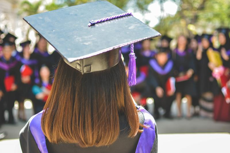 Brits are graduating university with nearly £4,000 of additional debt on top of student loans. Photo: MD Duran/Unsplash