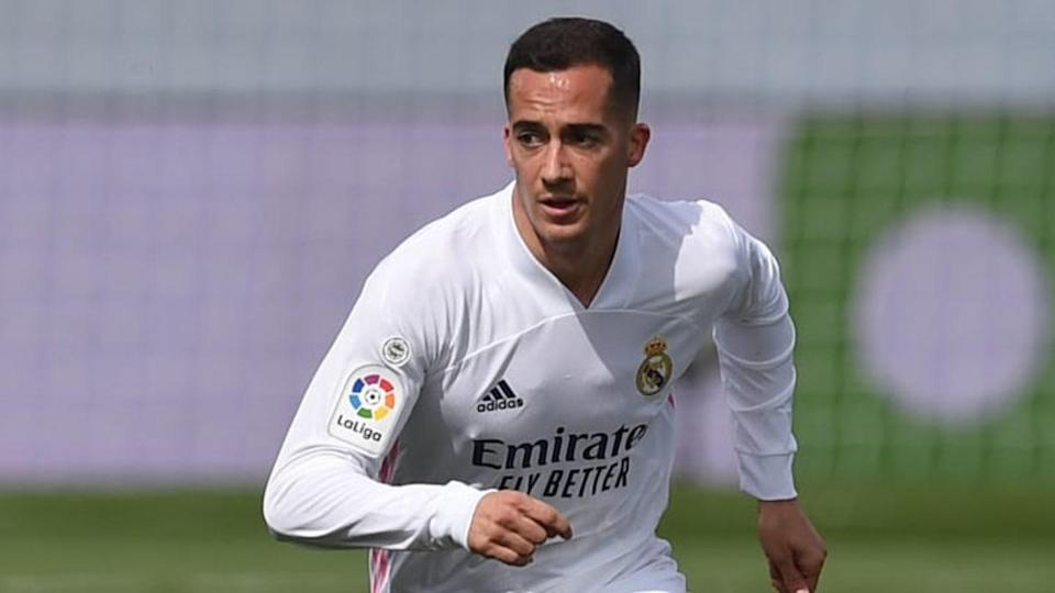 Lucas Vazquez | Denis Doyle/Getty Images