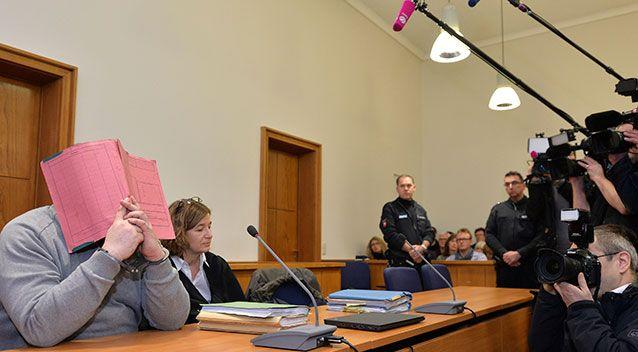 Niels Hoegel has been convicted of two murders, but may have murdered over 100 people, investigators say. Photo: AP