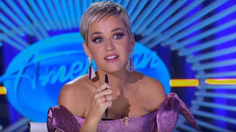 Katy Perry Fawns Over Handsome American Idol Hopeful Who S