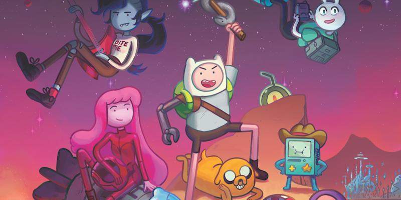 New Adventure Time Specials Coming to HBO Max