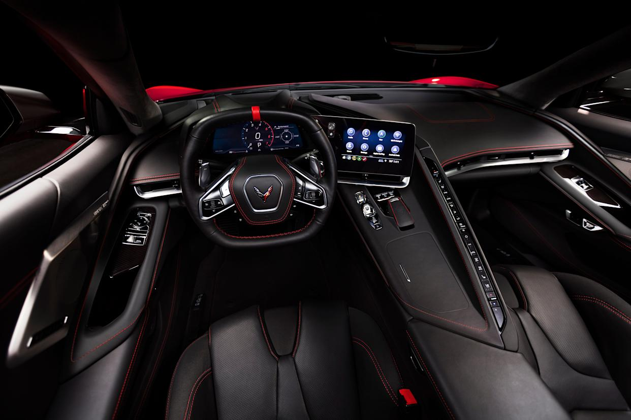 Chevy Breaks The Mold With Faster More Sophisticated 2020 Corvette