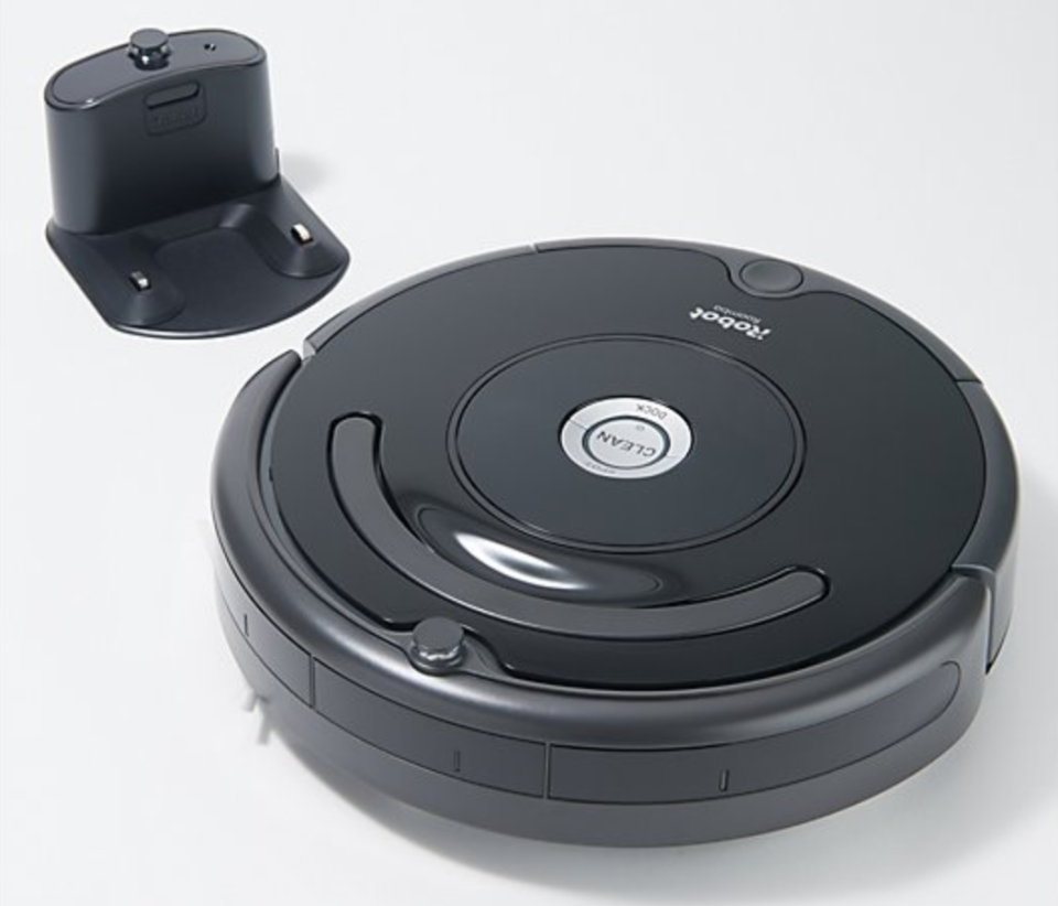 Program it through the iRobot HOME app and enjoy your sparkling clean home. (Photo: QVC)