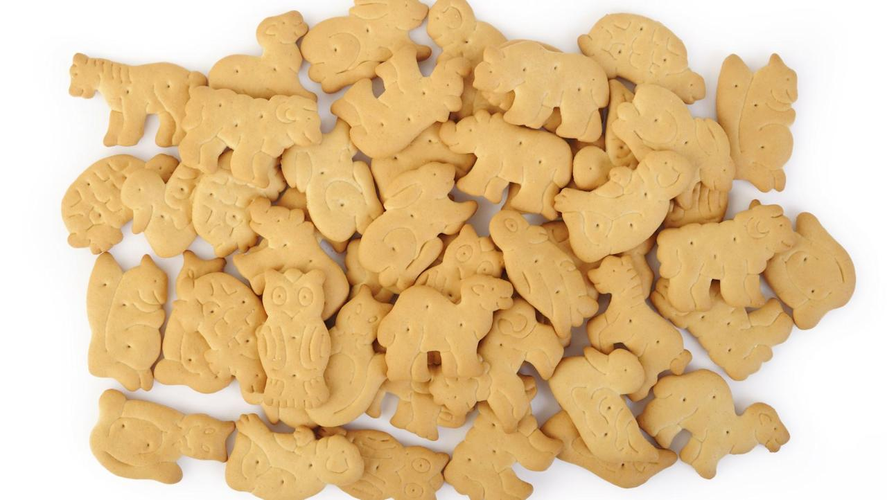 """<p>Who doesn't love animal crackers? Those little red boxes full of animal-shaped <b><a href=""""http://www.thedailymeal.com/cook/101-best-cookie-recipes-2016-1"""">cookies</a></b> have been an essential part of childhood for generations, but did you ever really stop to think about them?</p>"""