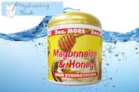 """<div class=""""caption-credit""""> Photo by: Thinkstock</div><p> <b>Hydrating Take Out Option</b> <br> Try Bronner Bros Mayonnaise & Honey Crème Hair Dressing ($16) , Amazon </p> <p> <a href=""""http://www.youbeauty.com/hair/galleries/hair-oils"""" rel=""""nofollow noopener"""" target=""""_blank"""" data-ylk=""""slk:GALLERY: We Tried It: Hair Oils"""" class=""""link rapid-noclick-resp""""><b>GALLERY:</b> We Tried It: Hair Oils</a> </p>"""