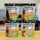"""<p>You're lying if you say you've never sat in bed with a pint of Phish Food and binged <em>Riverdale. (</em>Same, though.) What's even better is now you can do it with ice cream made from almond milk, so your dog doesn't judge you for the weird smell under the covers.</p><p><em>Our choice: Chocolate Fudge Brownie</em></p><p><a class=""""link rapid-noclick-resp"""" href=""""https://www.benjerry.com/flavors/pb-and-cookies-non-dairy"""" rel=""""nofollow noopener"""" target=""""_blank"""" data-ylk=""""slk:BUY NOW"""">BUY NOW</a></p>"""