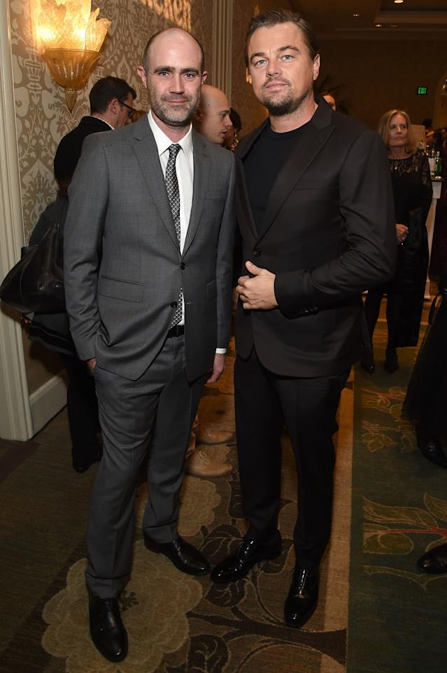 at the BAFTA Tea Party presented by Jaguar Land Rover and BBC America at Four Seasons Hotel Los Angeles at Beverly Hills on Saturday.