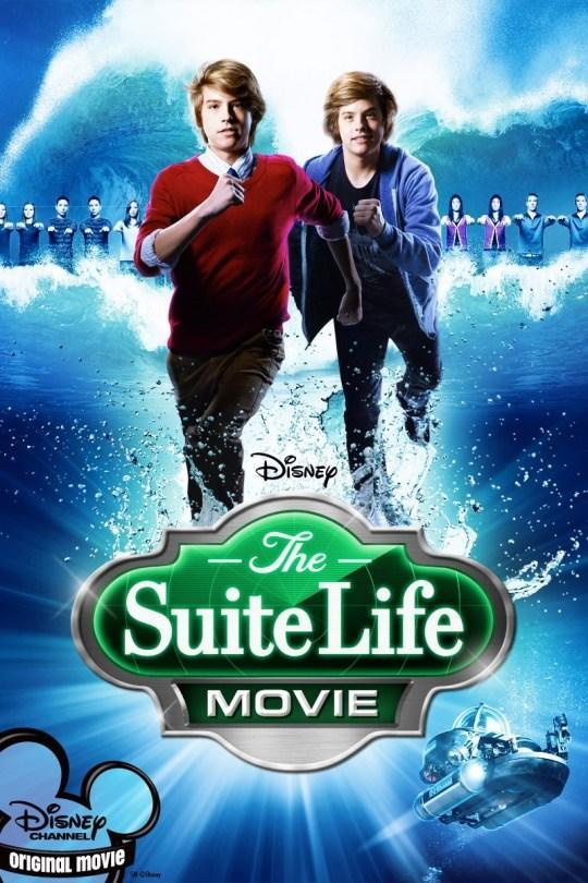 <p>Cole and Dylan Sprouse star as twins who would prefer to not be child actors anymore yet must fulfill a contractual obligation for a feature length version of a TV show they do not care to appear on anymore. Hijinks ensue! <em>(Credit: Disney Channel)</em> </p>
