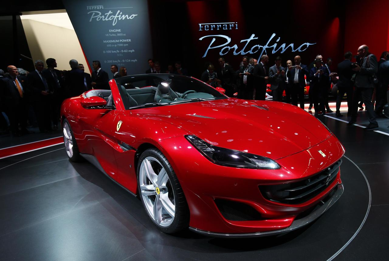 <p>Brand value: $4.90 billion<br />Variation from the previous year: new on the list<br />Best-selling model: Ferrari 360<br /><br /><br />(REUTERS/Ralph Orlowski) </p>