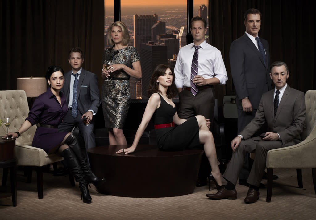 "<b>""The Good Wife"" (CBS)</b>"