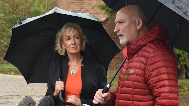 Andrea Leadsom issues plea to Donald Trump over Harry Dunn suspect