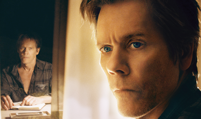 Kevin Bacon on Six Degrees fame, awkward sex scenes, and singing to goats