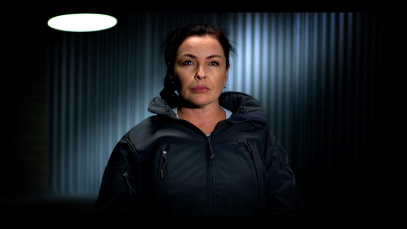 Former Bali inmate Schapelle Corby on SAS Australia 2020. Photo: Channel 7 (supplied).