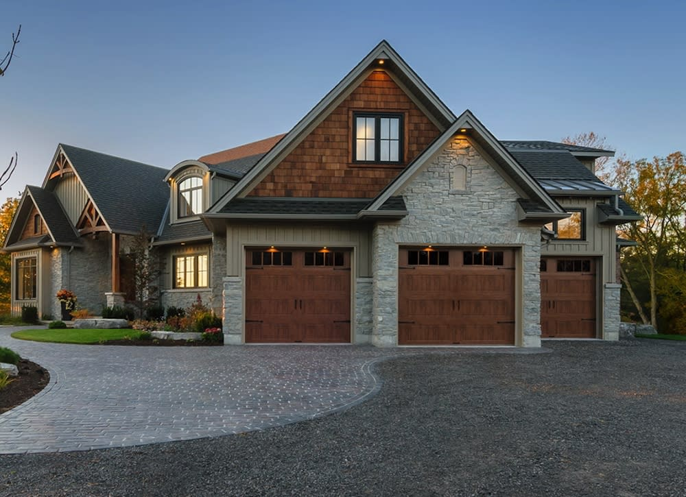 Features to look for in your next garage door