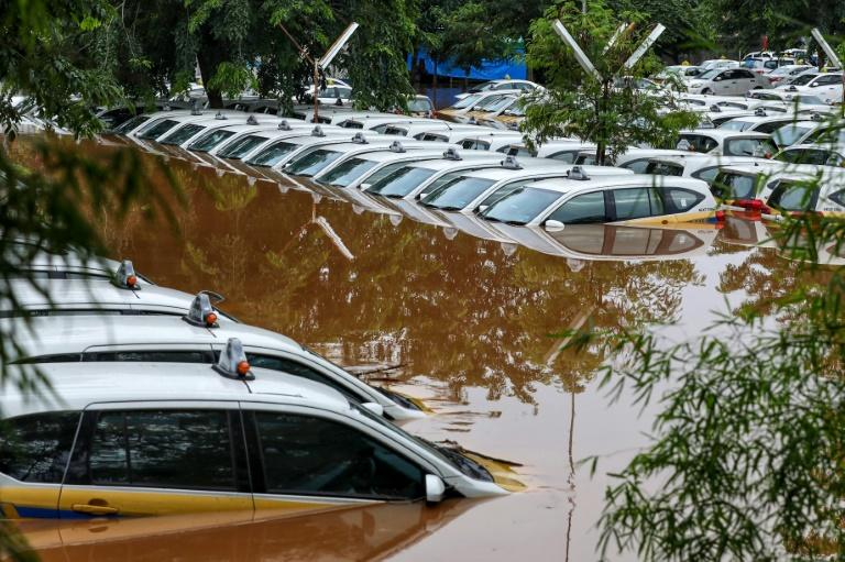 Indonesia's Jakarta region - home to some 30 million people - has been hit with some of the deadliest flooding in years