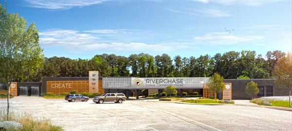 A student at Riverchase Career Connection Center AirDropped a peer an alarming message on Tuesday, and has since been charged with a misdemeanor. (Riverchase Career Connection Center)
